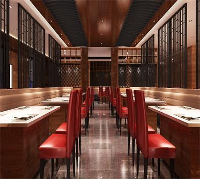 超全的西式饭店装修设计知识