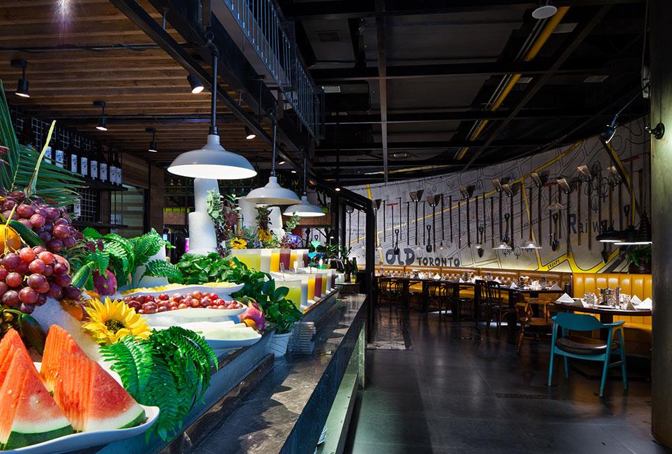餐饮空间设计必须遵循的原则