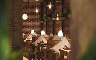 咖啡馆室内空间设计