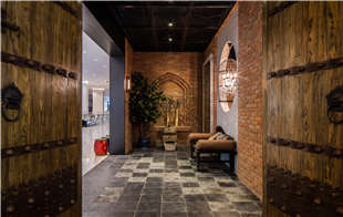 餐厅设计收银台的装修及风水
