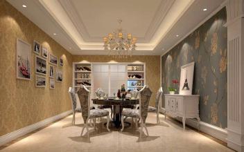 餐饮空间墙壁常见的三种装修材料