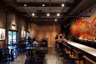 餐饮店、餐馆装修中地砖的铺设