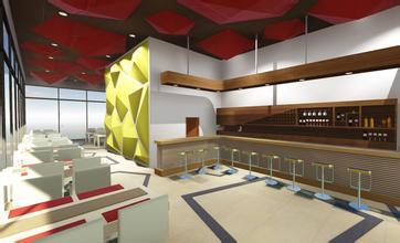 餐饮设计布局重构组合与环境塑造