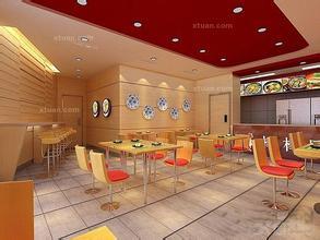 中式快餐店设计注意事项