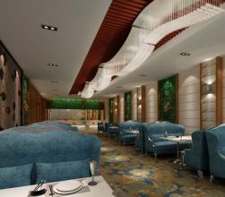 餐厅装修中天花板应该注意哪些细节