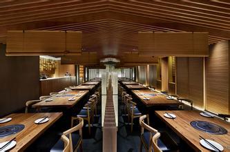餐饮空间设计中的肌理装潢应用