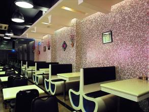 餐厅设计修材料分析