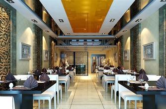 餐厅设计注意墙面防裂
