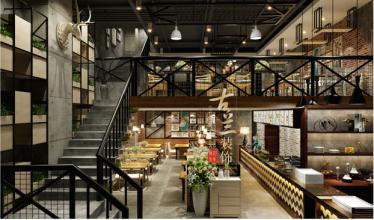 植物装饰绿化在餐厅设计内的应用