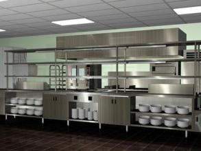 餐厅设计厨房装修风水的科普