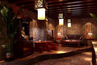 中式茶室装修家具应当如何挑选