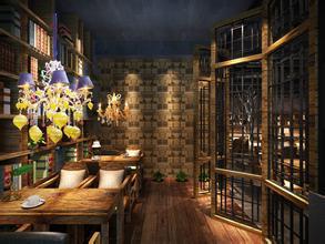 色彩艺术在餐饮装修空间中的运用