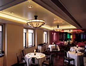 餐厅装修设计中材料的使用