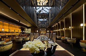 <b>餐饮空间设计中的不同就餐形式</b>