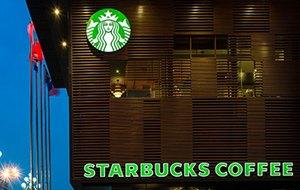 星巴克咖啡厅设计
