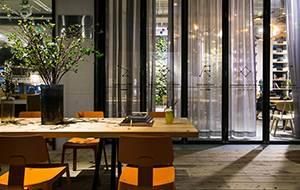 餐饮设计项目之创客咖啡厅