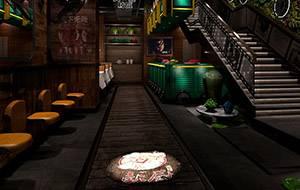 餐饮设计项目之彭厨电影主题餐厅