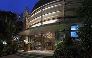 餐饮设计项目之Garden西餐厅