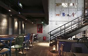 餐饮设计项目之Tata Coffee