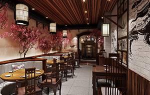 """<b>餐饮空间设计之""""餐厅规模对销售额的影响""""</b>"""