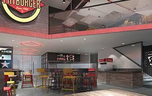 餐饮设计项目之富客汉堡