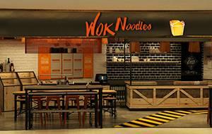 餐饮设计项目之Wok Noodles名门多福店