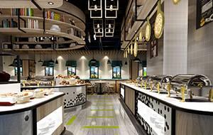 餐饮设计项目之阿尔卑斯国展店