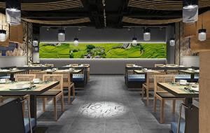 餐饮设计项目之橱湘庭