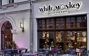 餐饮设计项目之White Monkey披萨餐吧