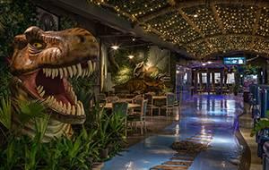 恐龙公园主题餐厅设计