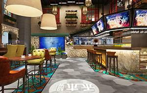 禾沐阳光音乐餐厅设计