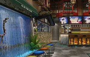 餐饮设计项目之禾木荟音乐餐厅