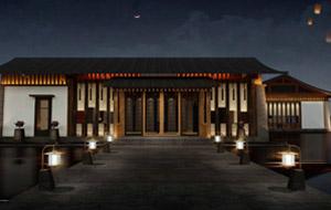 餐饮设计项目之茶马古道主题餐厅