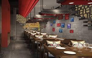 餐饮设计项目之局气北京菜