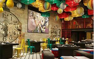 火锅店装修设计对餐厅的影响