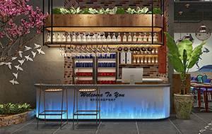 餐饮设计项目之鸽子王方庄店