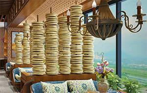 爱疆湖民族风情餐厅设计