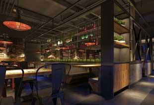 中小餐厅装修设计的基本原则