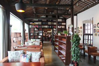 咖啡厅设计中家具与座位的布置