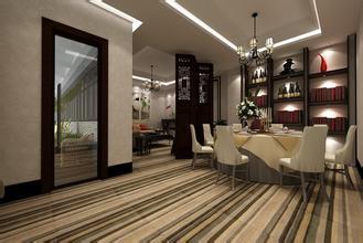 餐厅设计装修地毯施工工艺标准