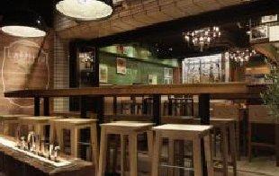 餐厅设计装修基础施工奥松板比较常用