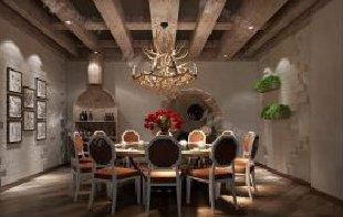餐厅设计施工|暗护角与抹灰工艺说明