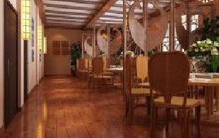 餐厅设计装修中如何选择地板材质