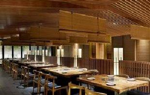 餐厅设计效果要和实际效果完美结合