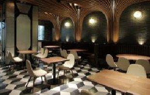 餐厅装修常见的装饰材料