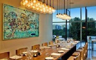 如何打造田园风格的餐厅设计