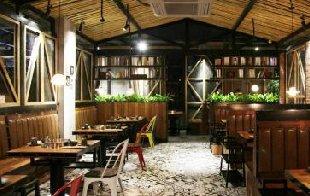 餐厅设计确定风格以及色彩使用很关键