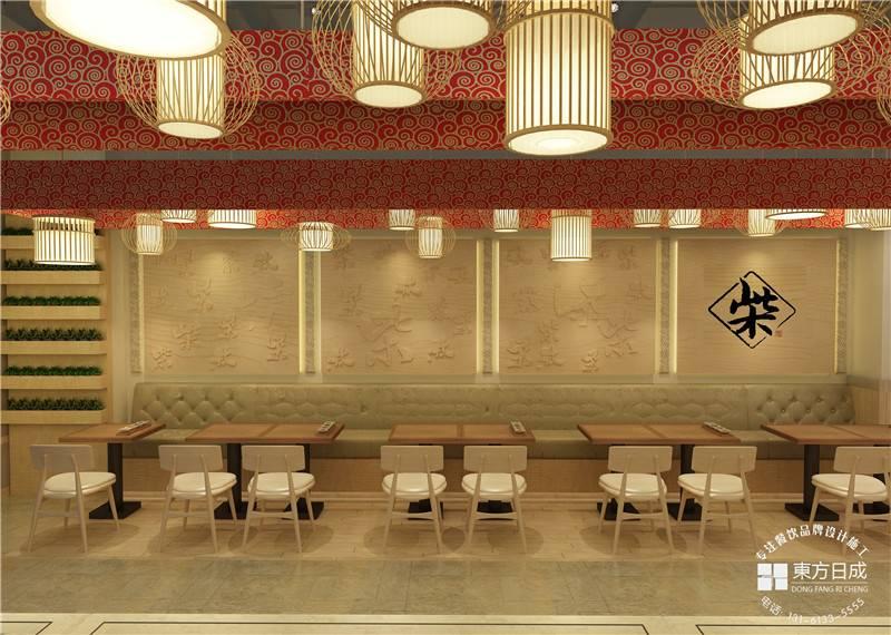 吧台用餐区设计