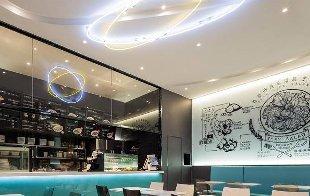 <b>餐馆装修材料之用灯具来提升餐馆的内涵</b>
