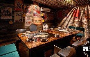 旺柴土灶,回归峥嵘岁月的餐饮设计